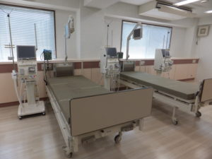 3F透析室の写真