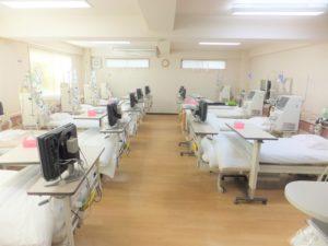 2F透析室の写真